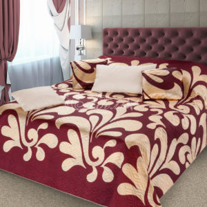 Покрывала и подушки Трикот